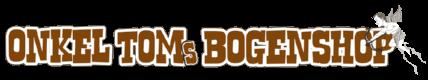 Onkel Toms Bogenshop-Logo